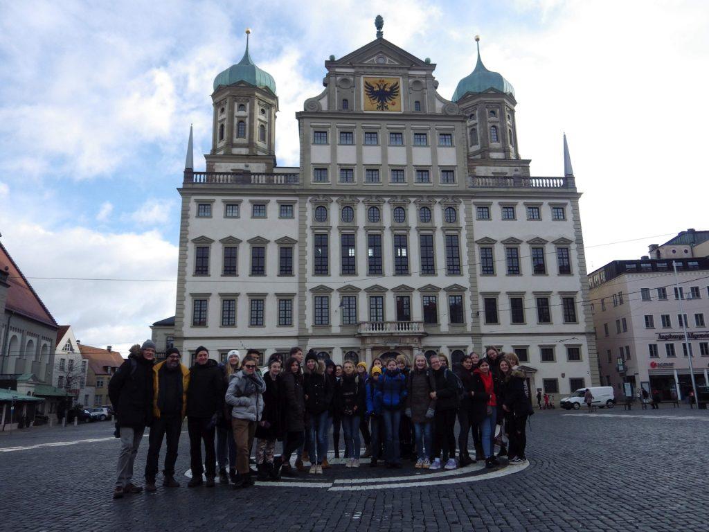 Erasmus+ v Augsburgu